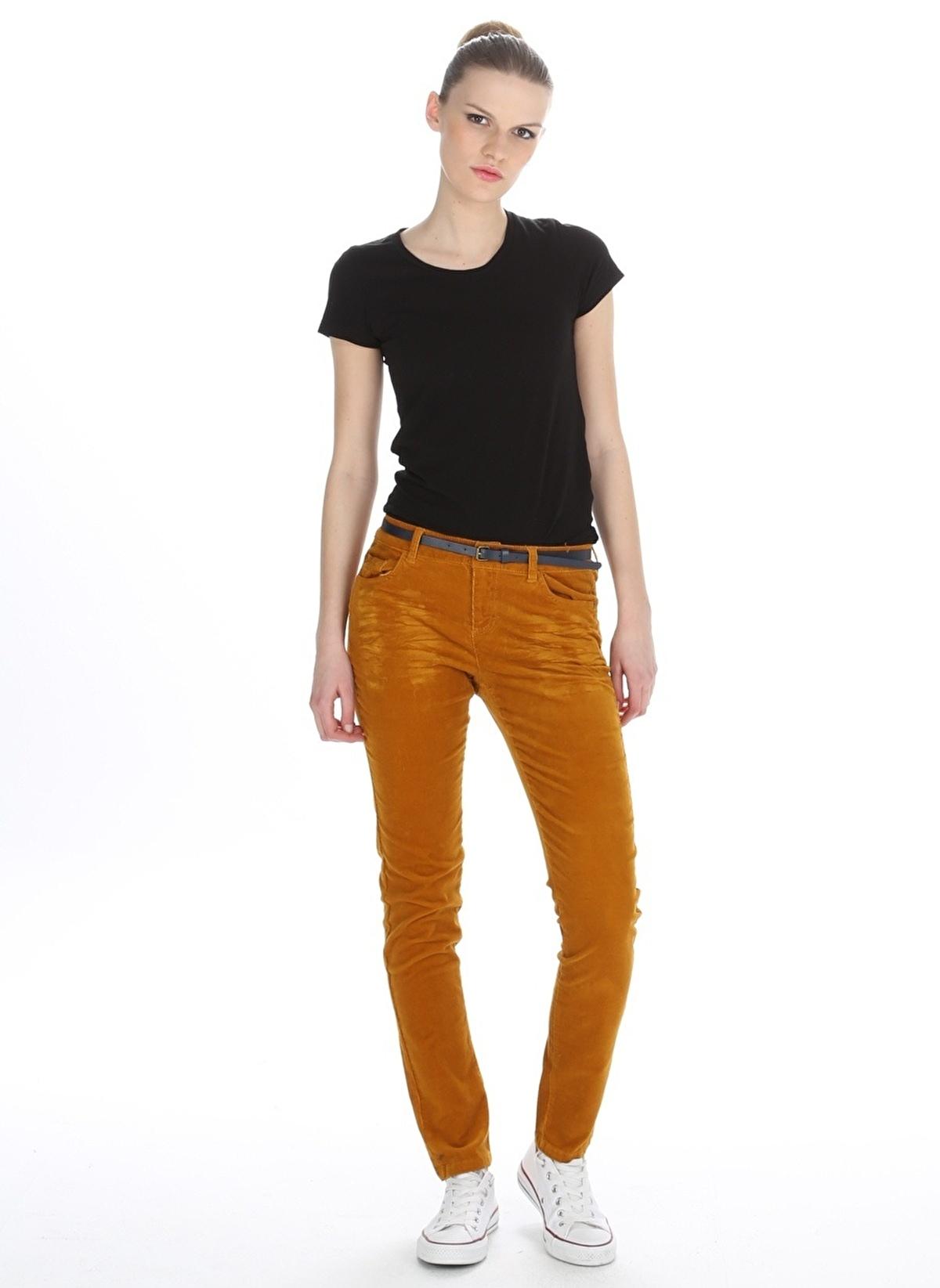 Limon Company Slim Fit Pantolon 32pur Cord Pantolon – 29.99 TL